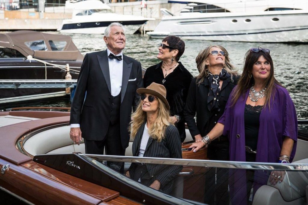 The Stars Arrive by Boat